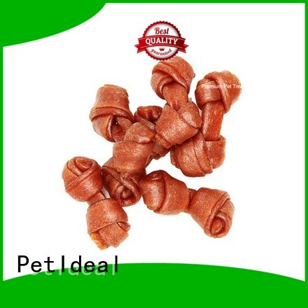 PetIdeal 100% natural super easy dog treats factory price for small dog