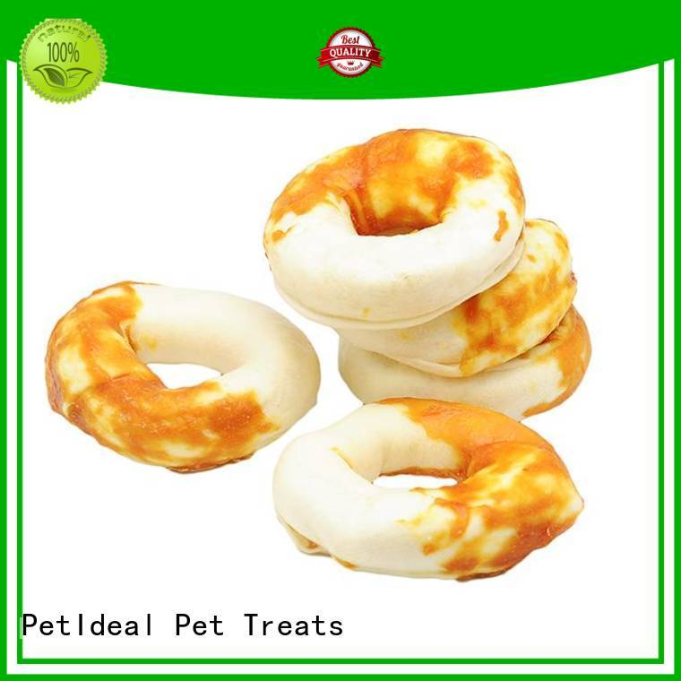 PetIdeal custom dog treats chews hot sale for pets