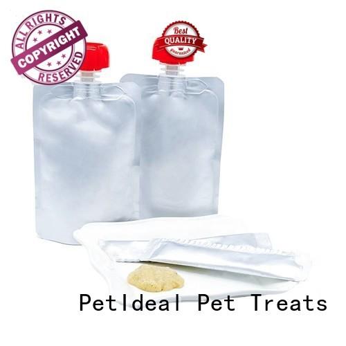 PetIdeal homemade popular cat treats mellow taste for kitty