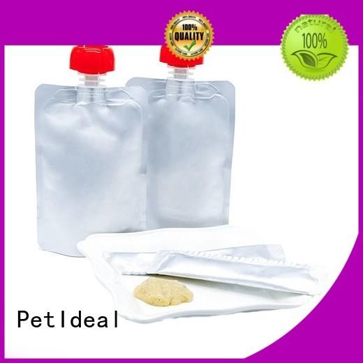 PetIdeal cat treats organic best price for short cat