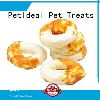 PetIdeal custom treats for your dog no artificial colours for pets