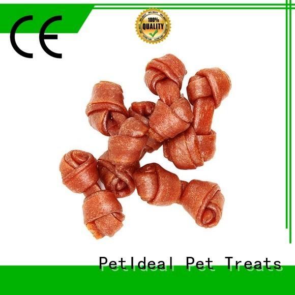 PetIdeal most popular safe and healthy dog treats factory price for big dog