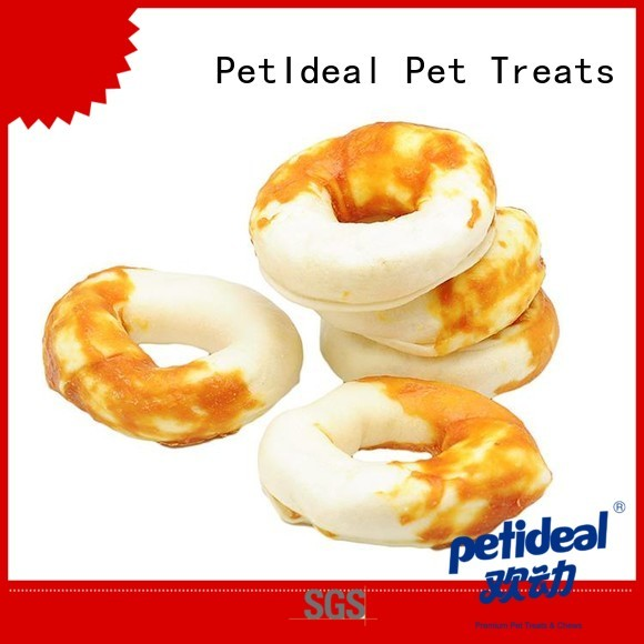 PetIdeal buy dog treats and chews company for big dog