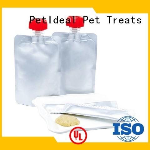 PetIdeal turkey cat treats manufacturers for orange cat