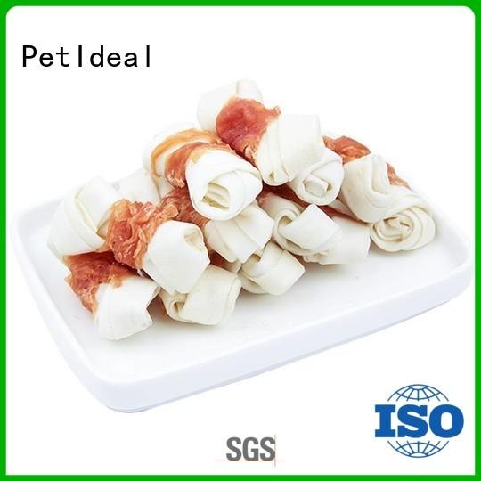 PetIdeal custom tasty dog treats company for pets