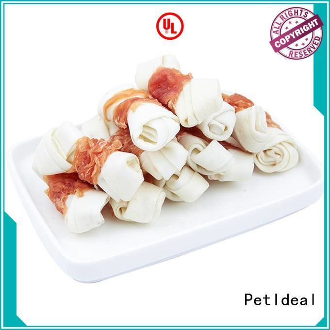 PetIdeal individual dog treats hot sale for