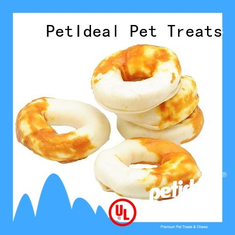 look for delicious dog treats on sale for golden retriever