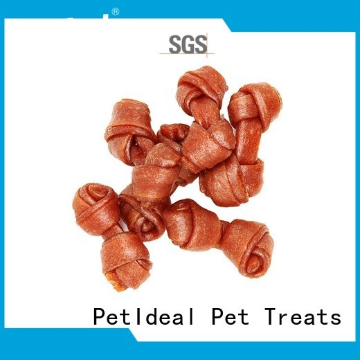 PetIdeal most popular treat simple dog treats company for small dog